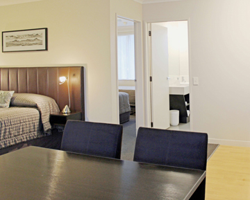1-Bedroom Family Suite
